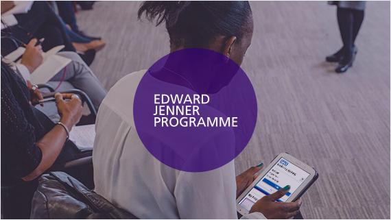 Edward Jenner Programme banner
